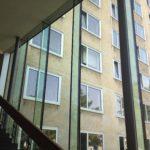 Referenzbild Bezirksregierung Detmold Ansicht aus dem treppenhaus
