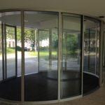 Referenzbild Bezirksregierung Detmold Eingang