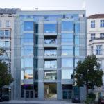 Referenzbild P7 Berlin – Außenansicht Gebäude