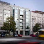 Referenzbild P7 Berlin – Außenansicht Gebäude seitlich