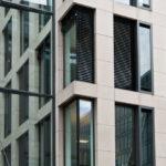 Referenzbild Karlstadt Glasfront Ecke