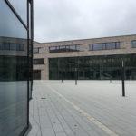 Referenzbild B3 Schule Glasfront
