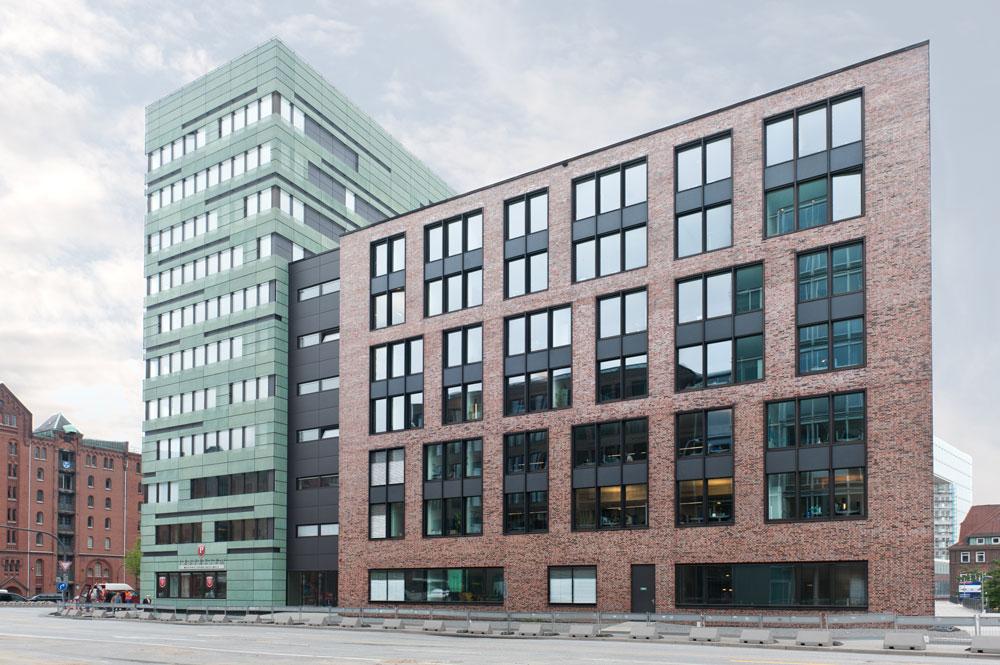 Referenzbild Brooktorkai 20 Hamburg Ansicht