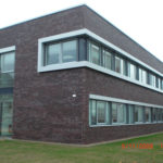 Referenzbild Fachhochschule Kiel Außenansicht