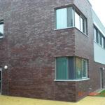 Referenzbild Fachhochschule Kiel Außen-Eckansicht