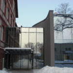 Referenzbild Klinikum Neuruppin Eingang