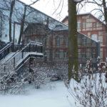 Referenzbild Klinikum Neuruppin im Winter