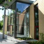 Referenzbild Schule Heikendorf Eingang