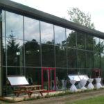 Referenzbild Glasfront Schule Heikendorf