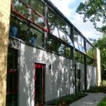 Referenzbild Fensterfront Schule Heikendorf